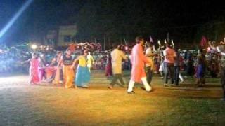 Dandiya dance in Basanti Durga puja,Angul