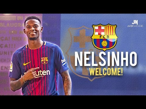 Nélson Semedo - Skills & Tackles 2016/2017 • Barcelona Official Transfer
