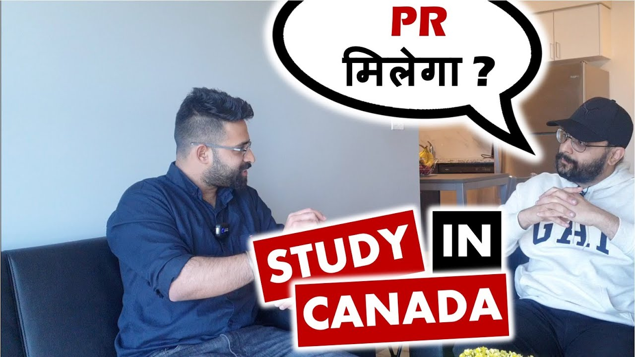Study in Canada and your road to PR after Study 🎓🇨🇦 - ft. @SRN Academy
