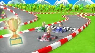 笑える - バイン - binkie tv goカートレースおかしい車のビデオ子供のためのカートスポーツカーレース