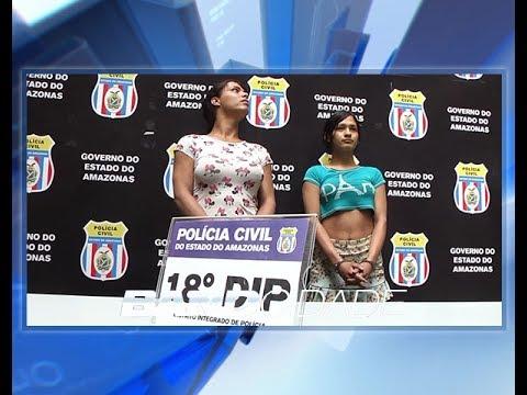 Presas por roubo, travestis são acusadas de homicídio em Brasília