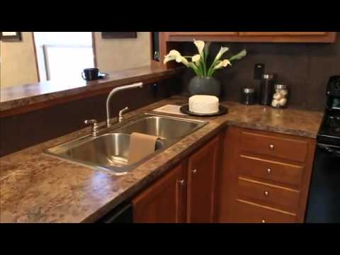 Single Wide Living YouTube - Single wide mobile home kitchen remodel