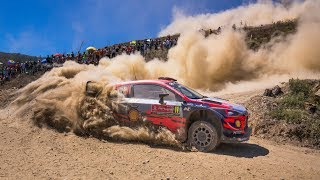 Seb Delanney's Hyundai Co-Drive with Thierry Neuville!