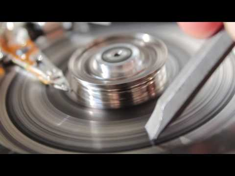 (Warning: LOUD) HDD Hard-disk high risk manual low-level format