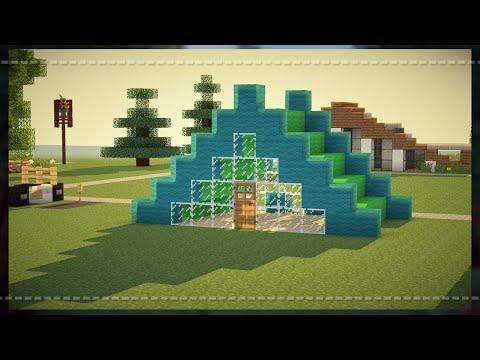 Как построить красивый дом в майнкрафте | Простой уютный дом в minecraft