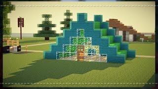 Как построить красивый дом в майнкрафте | Простой уютный дом в minecraft(Как построить дом в майнкрафте Space Oddity: https://www.youtube.com/watch?v=KaOC9danxNo ---------------------------------------------------------------------------..., 2015-06-18T22:29:57.000Z)