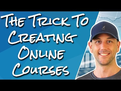 How To Create Online Courses The Easy Way Struggling To Map Out Your Online Course & Do This