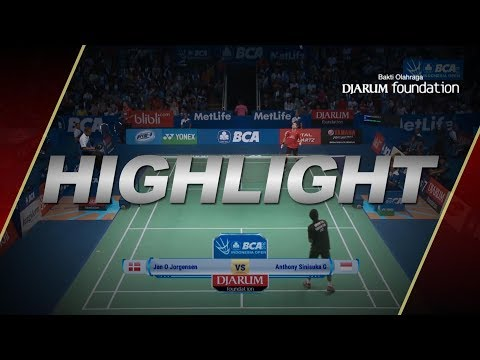 Full Length Badminton Livestreaming Bca Indonesia Open Superseries Premier