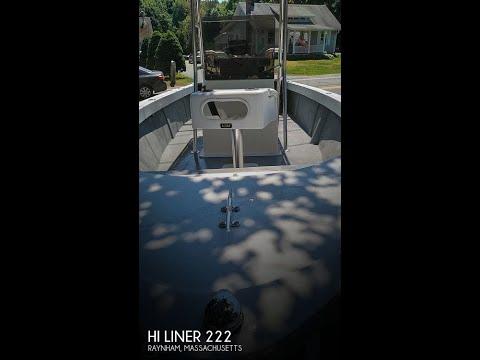 Used 1998 Hi Liner 222 for sale in Raynham, Massachusetts