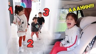 A SUPER REALISTIC MORNING ROUTINE WITH 3 KIDS...