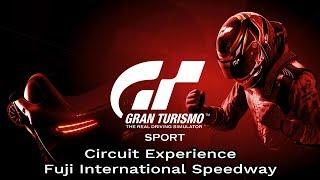 Gran Turismo Sport - Fuji International Speedway - Circuit Experience