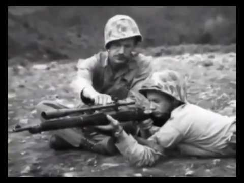 USMC Scout Sniper documentary