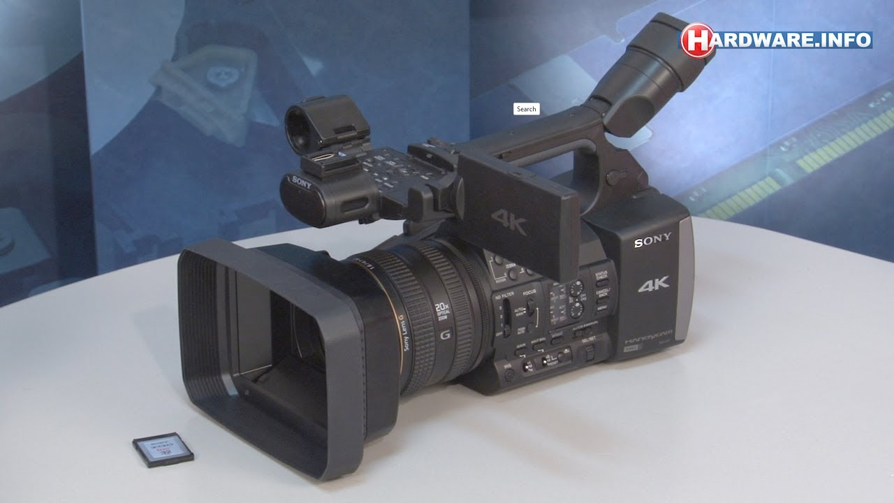 Sony FDR-AX1E Camcorder Driver Download