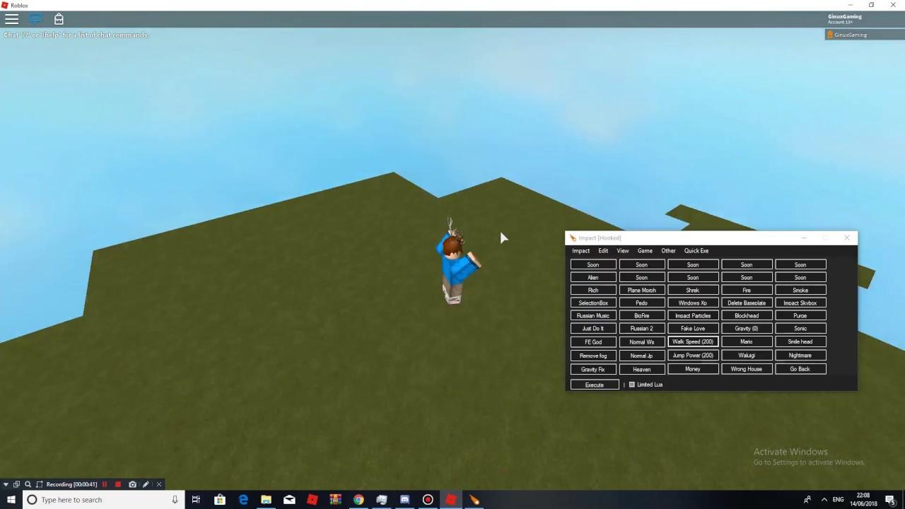 Roblox|IMPACT LuaC ROBLOX|IP BAN BYPASS|