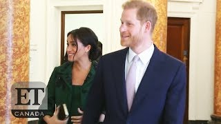 Harry and Meghan Share Baby Reveal Plan