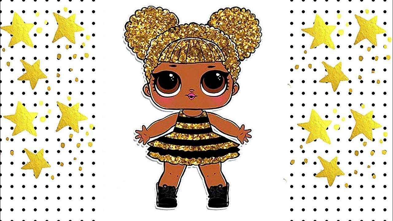 ЛОЛ ПЧЕЛКА   Кукла лол Королева Пчел   LOL Queen Bee ...