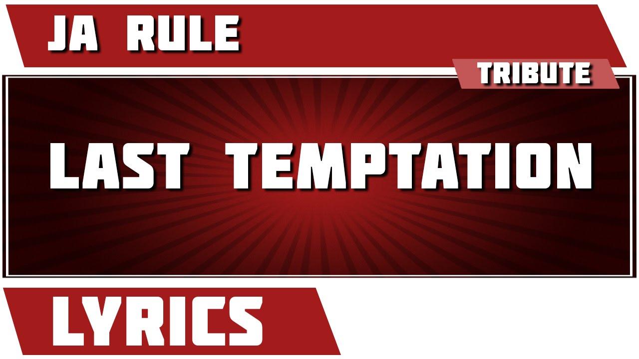 ja rule the last temptation - photo #10