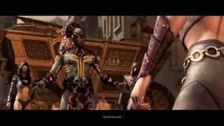 Kieran Reviews Mortal Kombat X