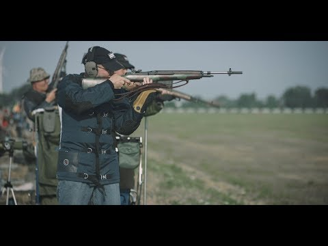 Match Grade - Shooting the Legendary M1A at Camp Perry | 4K