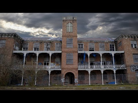 Abandoned School - Destroyed by Hurricane Katrina