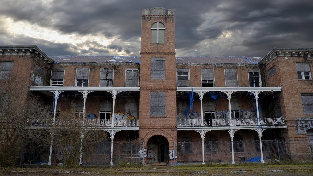 Destroyed By Hurricane Katrina