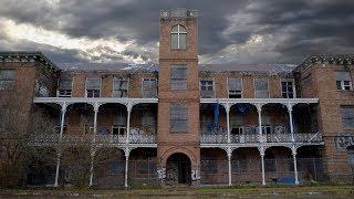 Abandoned School - Destroyed by Hurricane Katrina