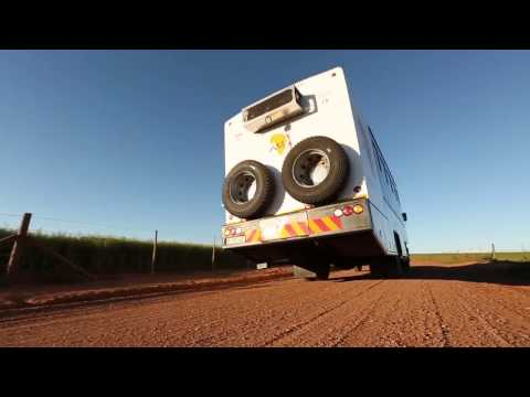 Premium Overland Safari Vehicle