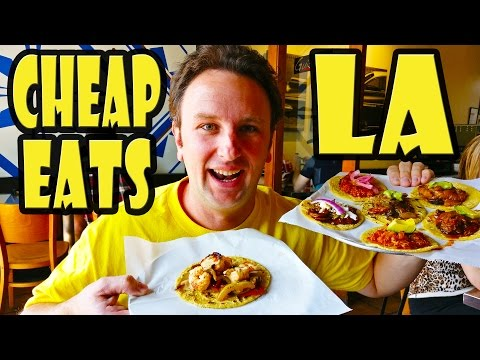 Make Top 10 Best Cheap Eats in Los Angeles Pics