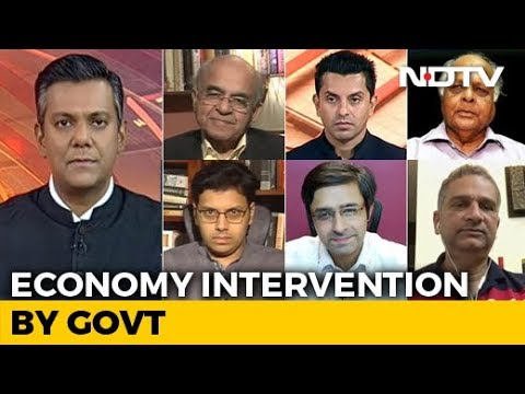 The Big Fight | Can The Finance Minister's Big Push Jump-Start The Economy?