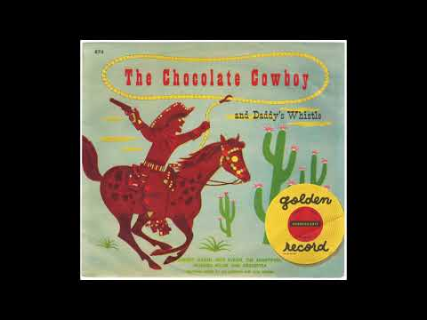 Dick Byron - The Chocolate Cowboy (Golden Records)
