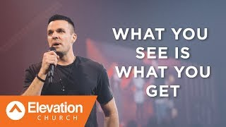 What You See Is What You Get | Chad Hampton
