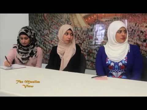 THE MUSLIM VIEW - HIJAB and the Muslim Women