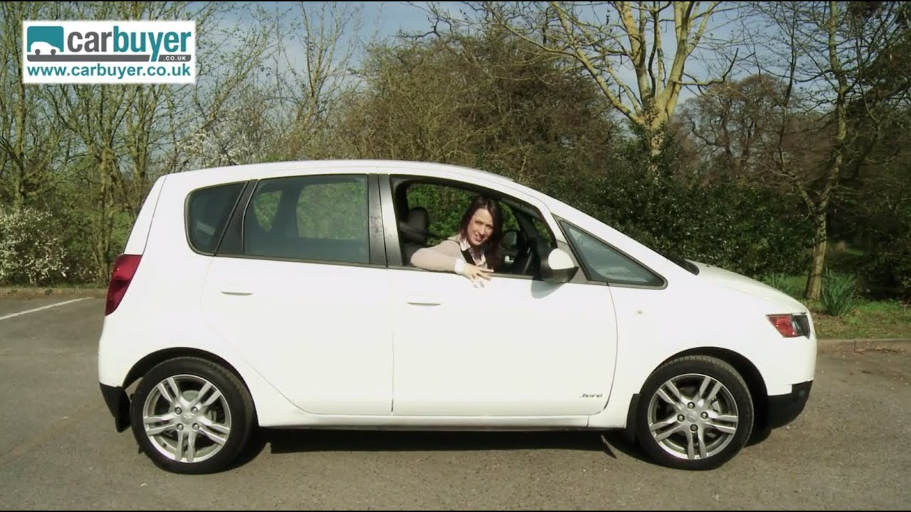 Mitsubishi Colt Hatchback Review Carbuyer Youtube