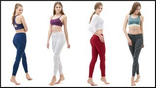 Women's Yoga pants collection 2019