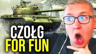 CZOŁG FOR FUN - World of Tanks