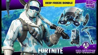 NEW DEEP FREEZE BUNDLE!!! || FORTNITE BATTLE ROYALE || 810+ WINS || PS4 || LIVESTREAM