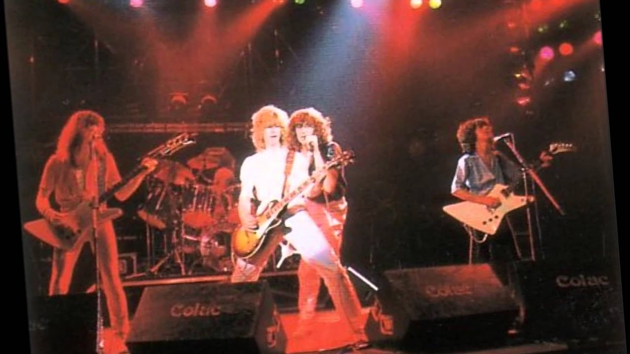 Def Leppard The Overture Live At Reading August 1980 Youtube