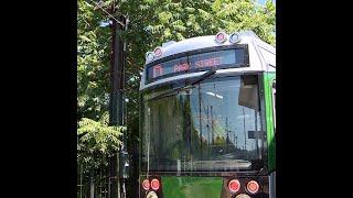 Look inside the new Green Line trolley debuting in September
