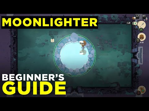Moonlighter Beginner's Guide: Selling, Combat And Exploration Tips