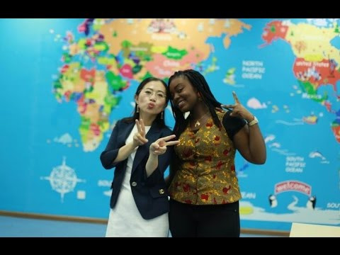 Introducing Africa to Chinese Students