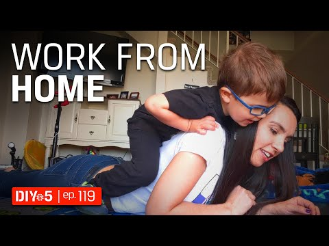 work-from-home-tips-and-tricks---diy-in-5-ep-119