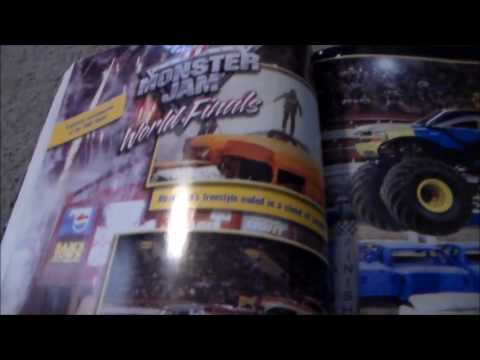 Monster Jam 2004 Yearbook Overview