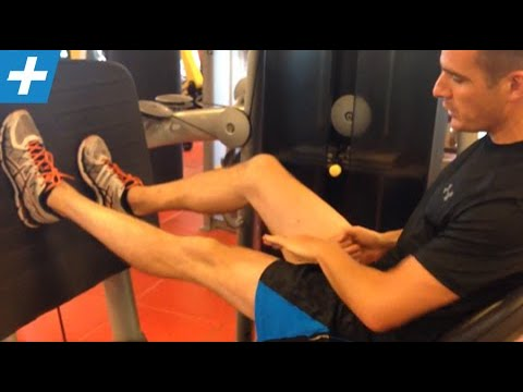 Which Leg Press Machine Is Best For Knee Rehab? | Feat. Tim Keeley | No. 24 | Physio REHAB
