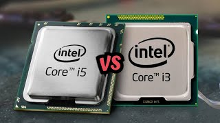 Core™ i5 V/S Core™ i3 | What is the Difference? ( In Hindi )