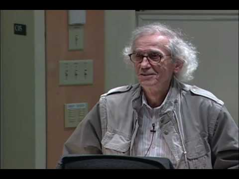 The Montgomery Endowment at Dartmouth College presents a talk by Christo