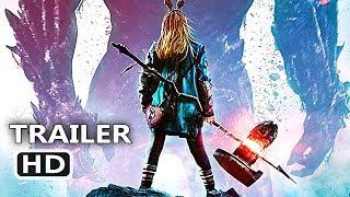 I KILL GIANTS Official Trailer + New Clip (2018) Teen Adventure Movie HD