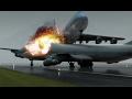 Airplan Crashed