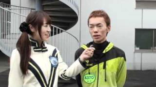 2011年2月24日 住之江ボート、全国地区選抜戦競走に出場中の4370山口達...