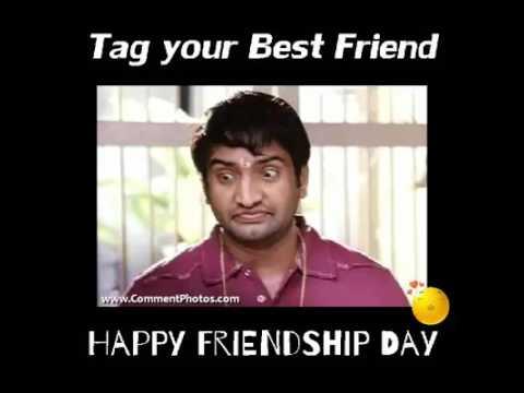 Happy friendship day| yen frienda pola yaar macha|friendship song