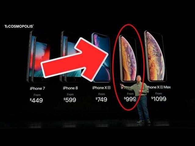 ASÍ es el NUEVO IPHONE CUESTA 1,000 DÓLARES y NO ES COMO NADIE ESPERABA